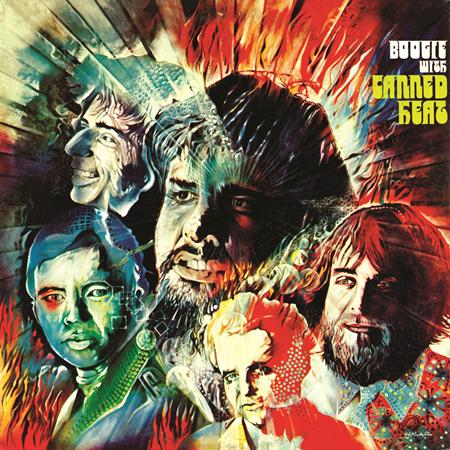 Canned Heat - On the Road Again/Boogie Music 7
