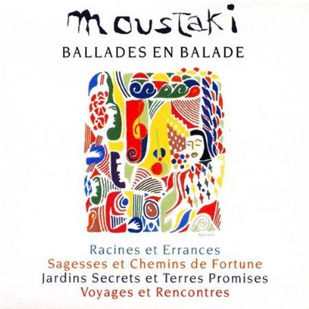 Georges Moustaki - Ballades En Balade [disc 3] - Zortam Music