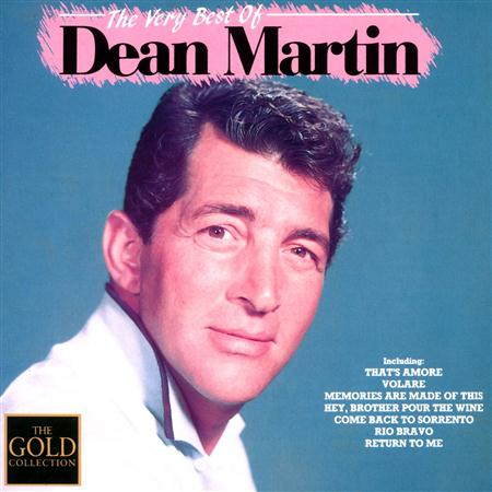 DEAN MARTIN - The Very Best Of Dean Martin (Volume 1) - Zortam Music