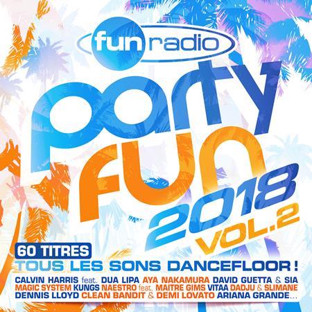 Don Diablo - Party Fun 2018 Vol. 2 - Lyrics2You