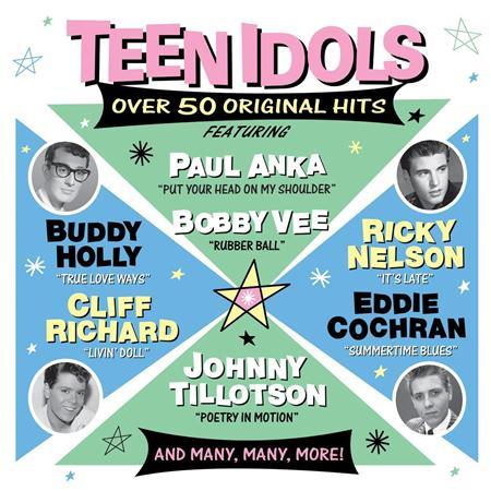 Buddy Holly - Teen Idols - Zortam Music