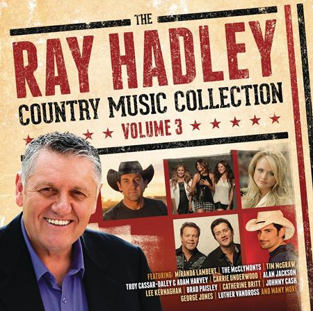 Brenda Lee - The Ray Hadley Country Music Collection, Vol. 3 Disc 1 - Zortam Music