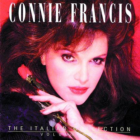 Connie Francis - The Italian Collection Volume One - Zortam Music