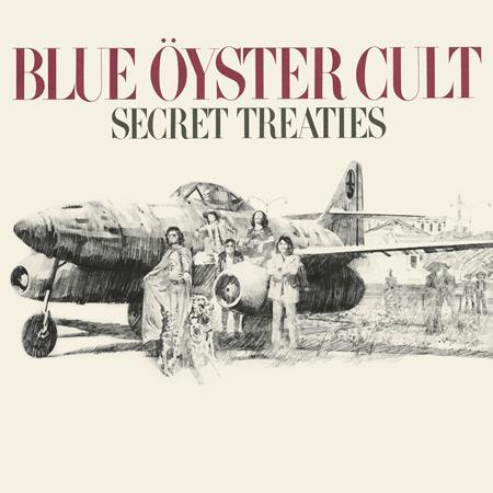 Blue Vyster Cult - Secret Treaties - Zortam Music