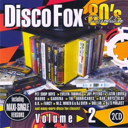 004. Latin Lover - Laser Light - 80s Revolution Disco Fox Vol.2 [disc 1] - Zortam Music