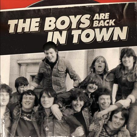 Who - The Boys Are Back In Town - Zortam Music