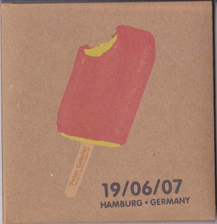 Peter Gabriel - The Warm Up Tour - Hamburg 19607 [disc 1] - Zortam Music
