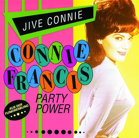 Conny Francis - Party Power - Zortam Music