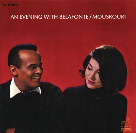 Harry Belafonte - An Evening With Belafonte / Mouskouri - Zortam Music