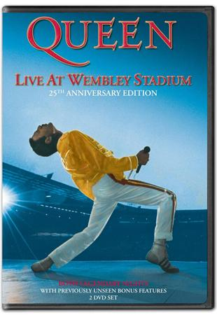 0032 Queen - Live At Wembley