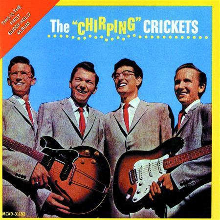 Buddy Holly - The Chirping Crickets - Zortam Music