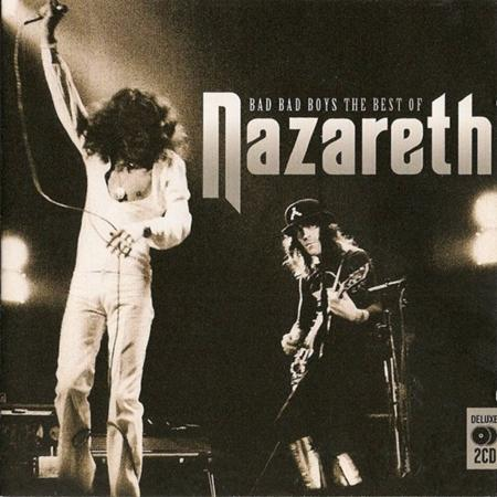 Nazareth - Bad Bad Boys - The Best Of Nazareth [disc 1] - Zortam Music