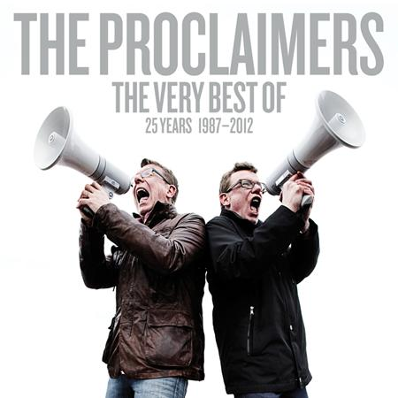 The Proclaimers - The Very Best Of 25 Years 1987-2012 [disc 2] - Zortam Music