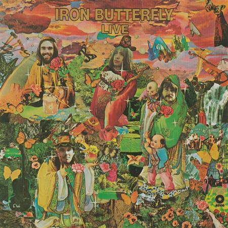 Iron Butterfly - Inagadadavida Live - Zortam Music