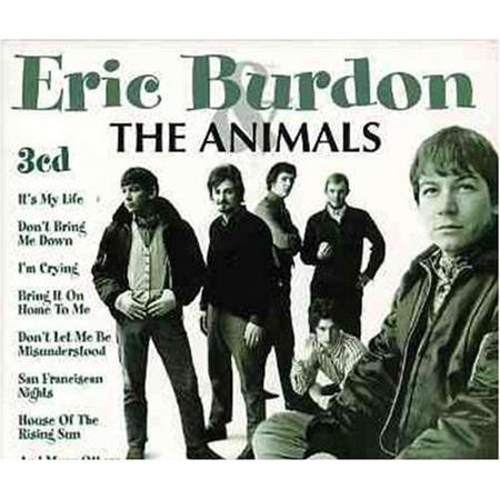 The Animals - Eric Burdon & The Animals [disc 2] - Zortam Music