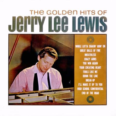 Jerry Lee Lewis - The Golden Rock Hits Of Jerry - Zortam Music