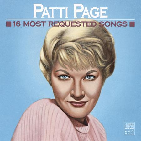 Patti Page - Patti Page 16 Most Requested Songs - Lyrics2You