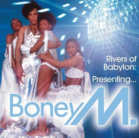 Boney M - Rivers Of Babylon 12
