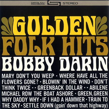 Bobby Darin - Golden Folk Hits - Zortam Music