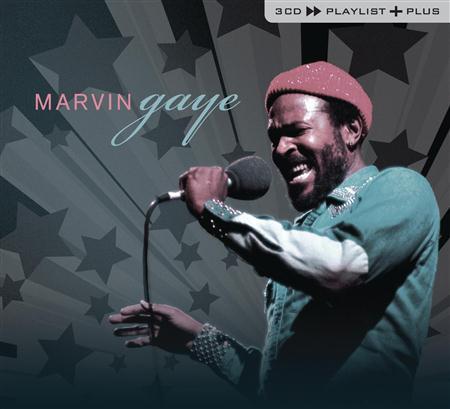 Marvin Gaye - Playlist Plus [disc 1] - Zortam Music