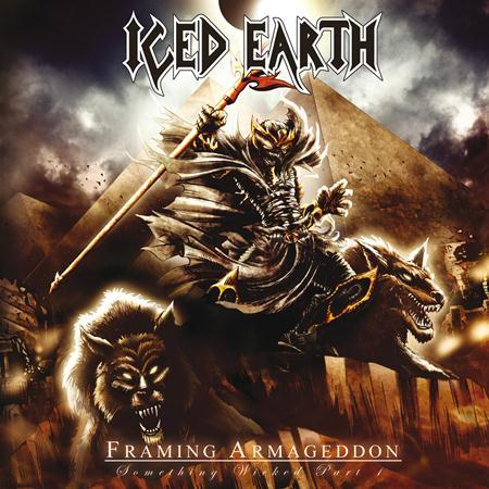 Iced Earth - Framing Armageddon Something Wicked Part 1 - Zortam Music