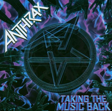 ANTHRAX - taking the music back CDS - Zortam Music