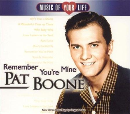 Pat Boone - Remember You