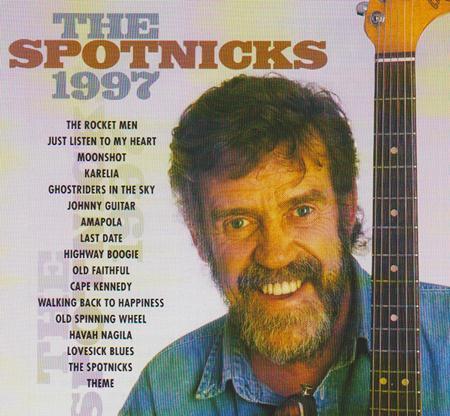The Spotnicks - Gouden Herinneringen Aan De Jaren