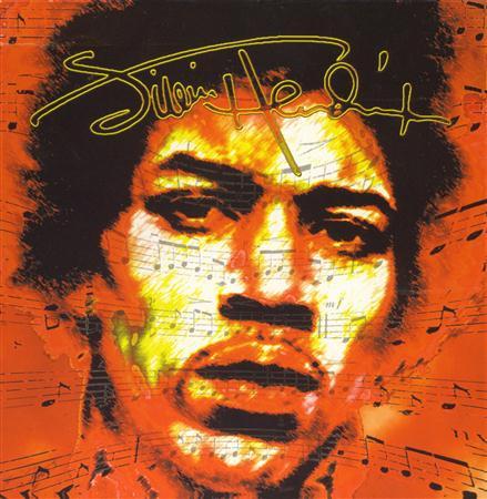 Jimi Hendrix - Astro Man, Studio Outtakes 1966-1968 [disc 1] - Zortam Music