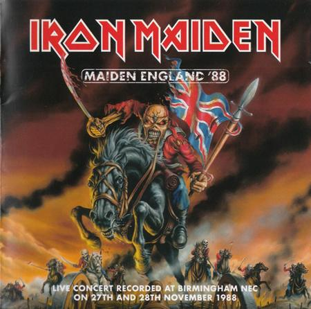 Iron Maiden - 1988.12.7 - Hammersmith - It Was 20 Years Ago - Zortam Music