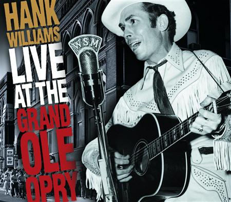 Hank Williams - Live At The Grand Ole Opry [Disc 1] - Zortam Music