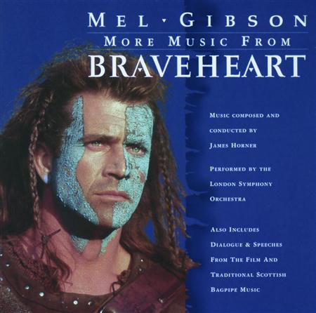 James Horner - More Music From Braveheart - Zortam Music