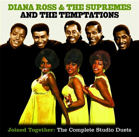Diana Ross & the Supremes - Joined Together The Complete Studio Duets [disc 1] - Zortam Music