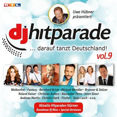 ANNEMARIE EILFELD - DJ Hitparade Vol. 9 - Zortam Music