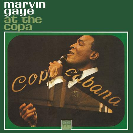 Marvin Gaye - Marvin Gaye At The Copa [Live] - Zortam Music