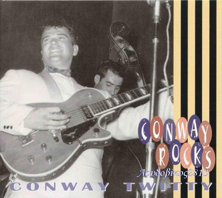 CONWAY TWITTY - 1946-1957 (Warped 5650) - Zortam Music