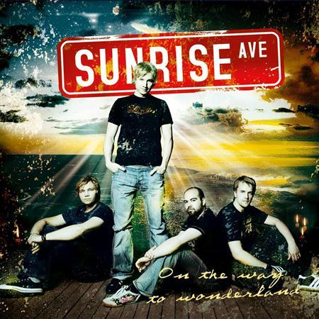 Sunrise Avenue - 03 All Because of You Lyrics - Zortam Music