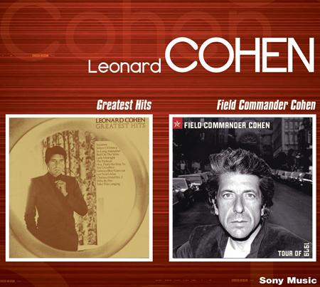 Leonard Cohen - Greatest Hits/Field Commander Cohen - Zortam Music
