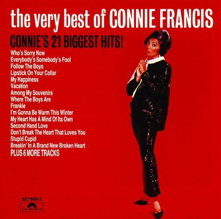 Connie Francis - Kissin