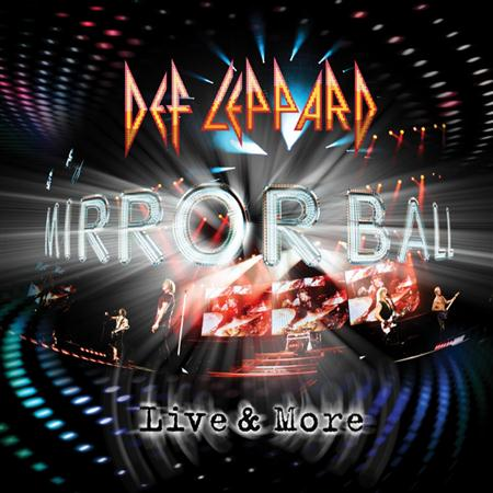 Def Leppard - Mirror Ball Live & More [disc 1] - Zortam Music