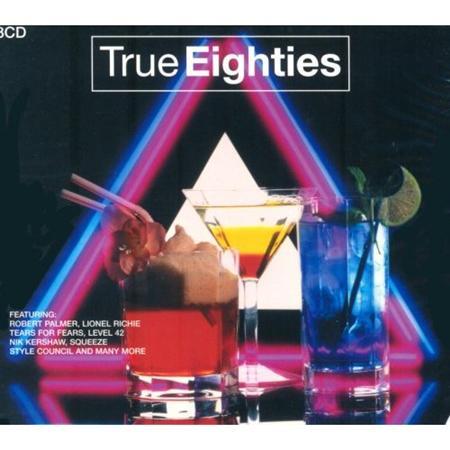 Michael Jackson - True Eighties [Disc 1] - Zortam Music