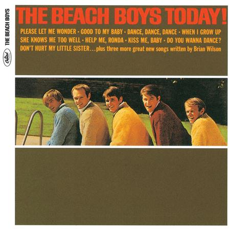 The Beach Boys - Today! / Summer Days - Zortam Music