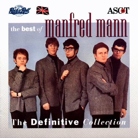 MANFRED MANN - The Best Of Manfred Mann  The Definitive Collection - Zortam Music