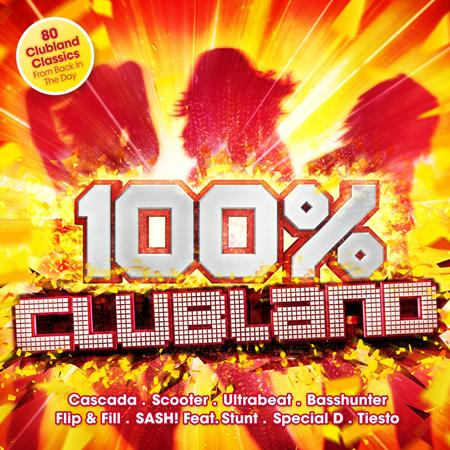 Booty Callers - 100 Clubland - Zortam Music