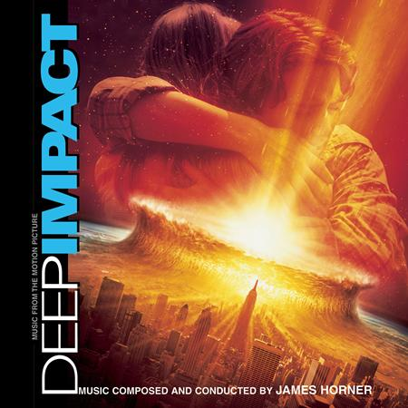 James Horner - Deep Impact Music From The Motion Picture - Zortam Music