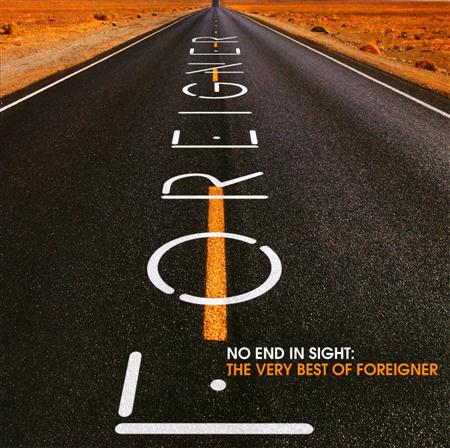 Foreigner - No End In Sight (The Very Best Of Foreigner) - Zortam Music