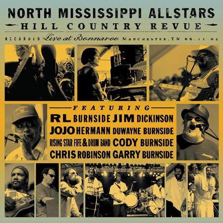 North Mississippi Allstars - 06-11-2004 Bonnaroo Music Festival - Manchester, TN - Zortam Music