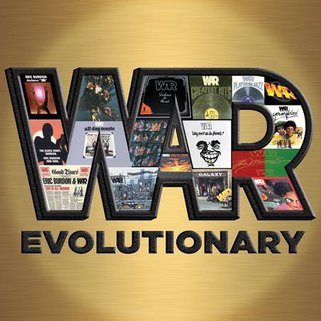 War - Evolutionary [disc 1] - Zortam Music