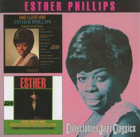 Esther Phillips - And I Love Him/esther - Zortam Music