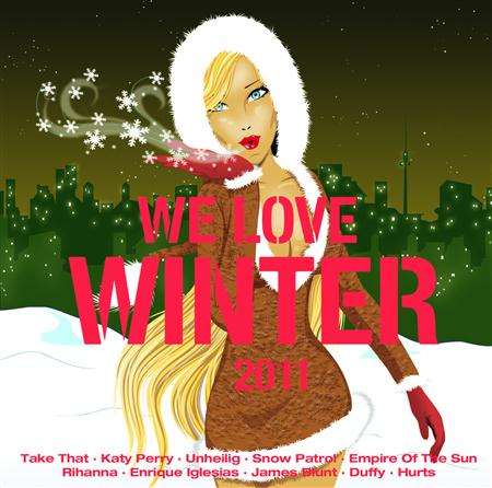 Leona Lewis - We Love Winter  2011 - Zortam Music